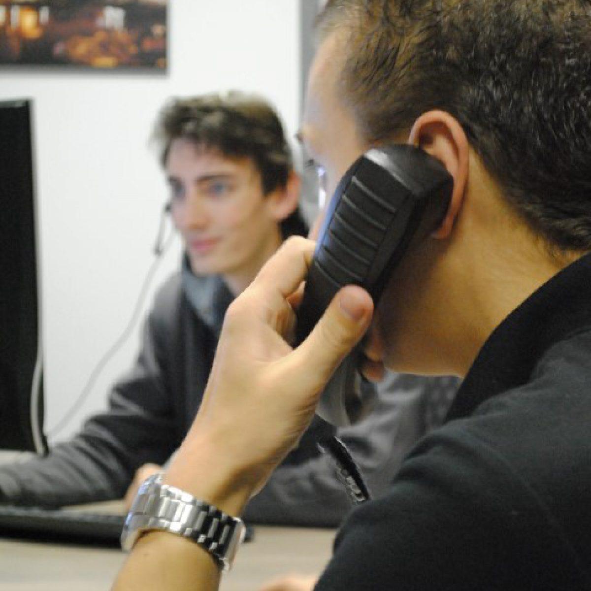 Effectieve support-desk