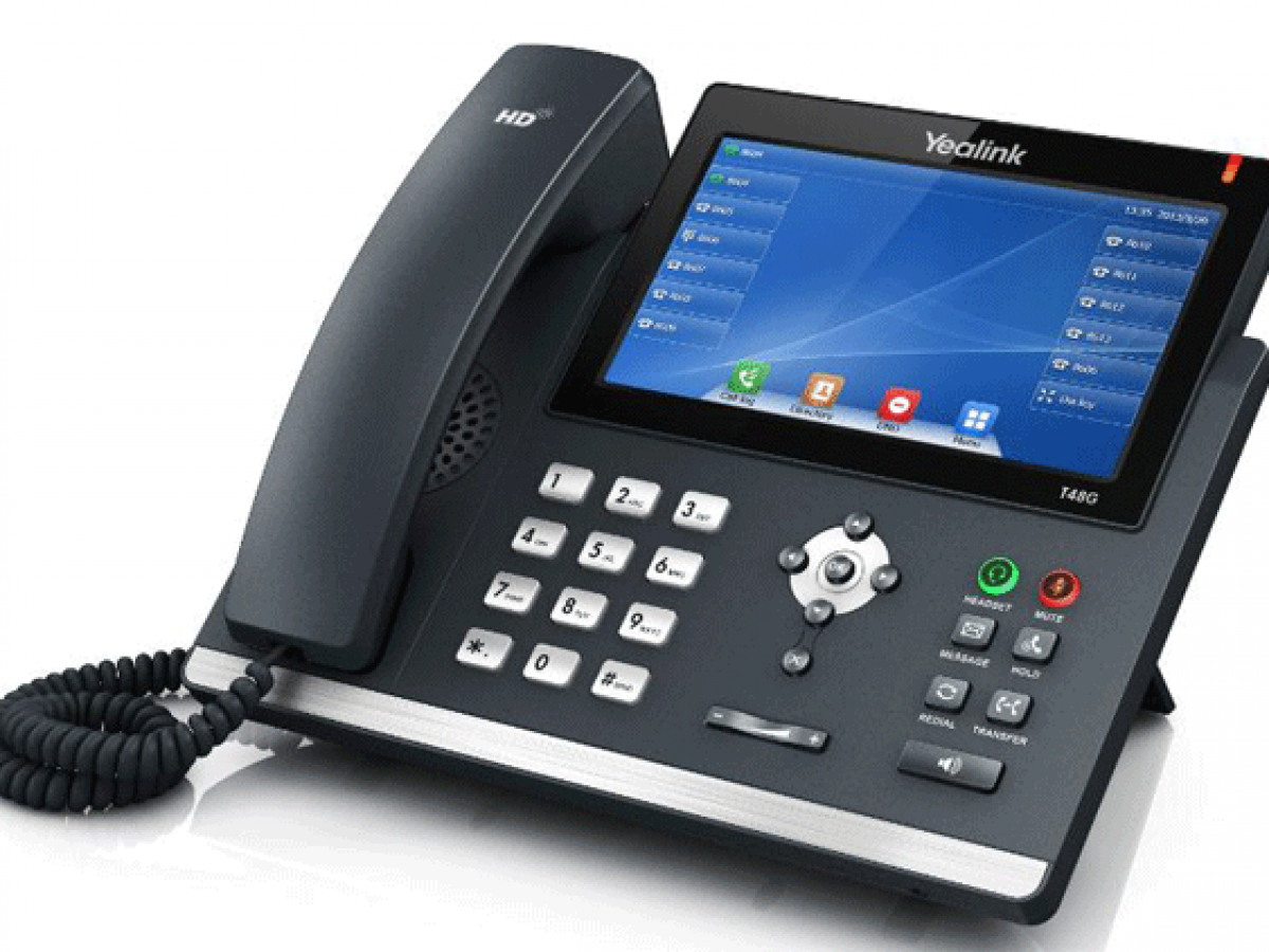 Voice-over-IP telefonie